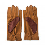 Premium Shooting Gloves in Tan