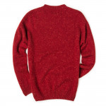 Longhaven Cashmere Sweater in Rage