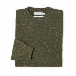 Longhaven Cashmere Sweater - Loden
