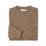 Longhaven Cashmere Sweater in Foal