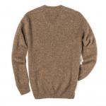 Rora Cashmere V neck Sweater - Foal