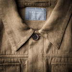 Bushveld Lightweight Safari Jacket in Desert