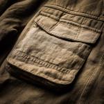 Bushveld Lightweight Safari Jacket in Wild Grass