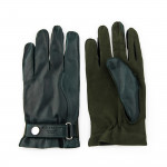 Premium Shooting Gloves in Green