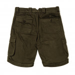 Safari Shorts in Brushed Green