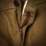 Pathfinder Twill Shorts in Rye