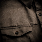 The Expedition Shirt in Brushed Bark