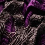 Vaynor Shooting Sock in Violet