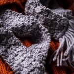 Brigands Shooting Sock in Burnt Orange