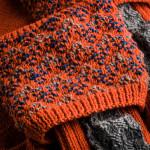 Whitfield Shooting Sock in Orange
