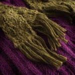 Molland Shooting Sock in Purple