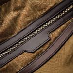 Large Sutherland Bag in Sand & Dark Tan