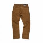 Moleskin Jeans Short In Seam in Country Tan