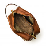 Bournbrook Wash Bag in Mid Tan