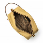 Bournbrook Wash Bag in Sand & Mid Tan