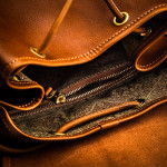 Explora Deluxe Rucksack in Mid Tan