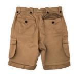 Safari Shorts in Fawn