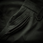 Safari Shorts in Brushed Bush Green
