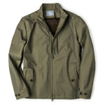 All Weather Travel Jacket in Green