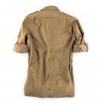 Safari Shirt in Olive
