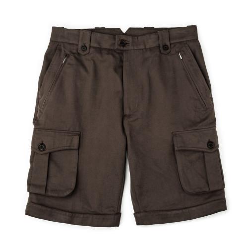 Safari Shorts in Bark