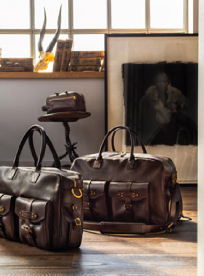Westley Richards Leather Goods Order Now