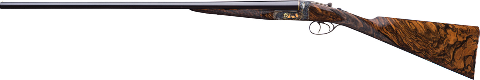Hand Detachable Lock (Droplock) Shotgun by Westley Richards