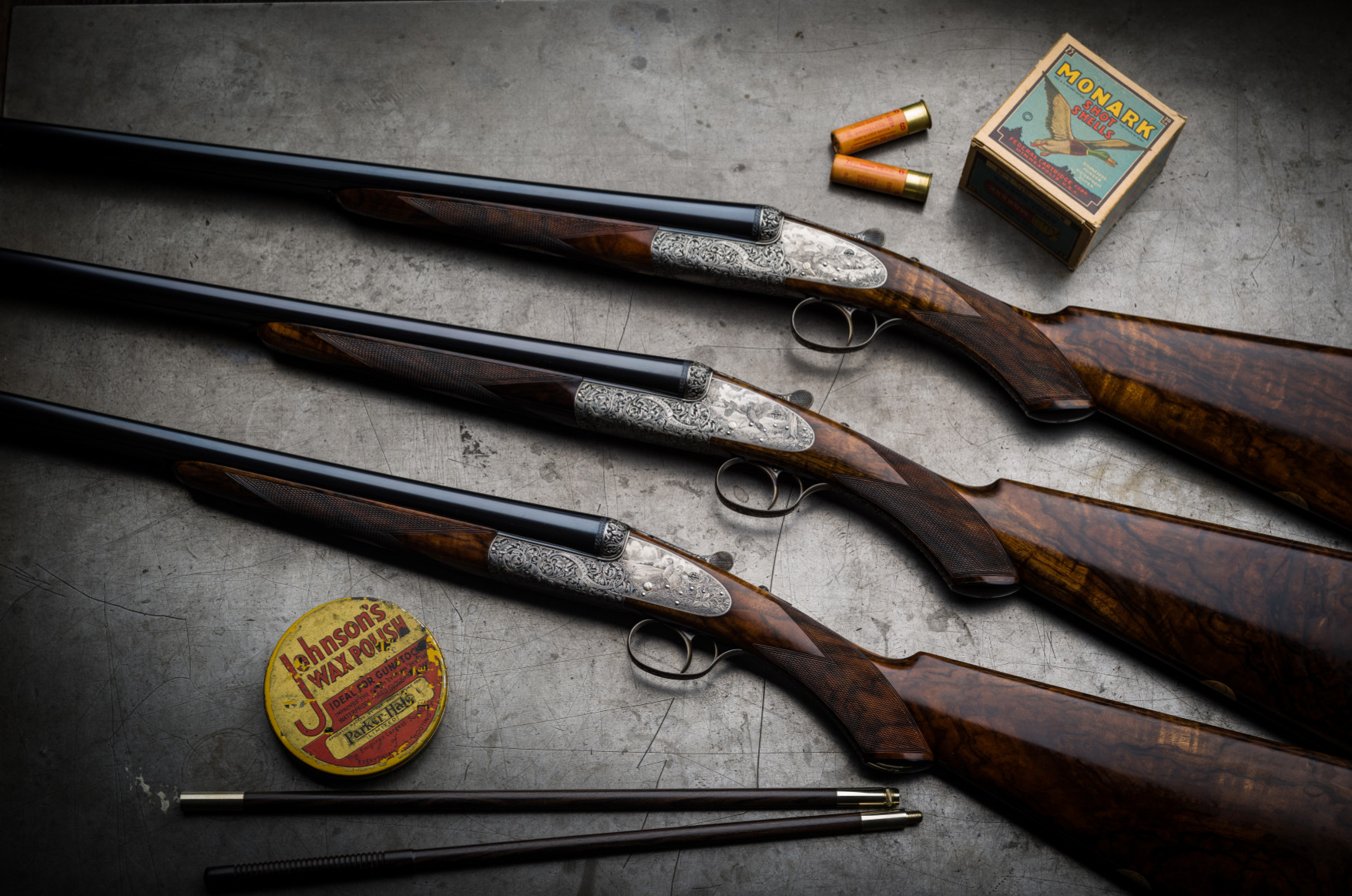 Sidelock shotgun - New Guns | Westley Richards & Co  Ltd