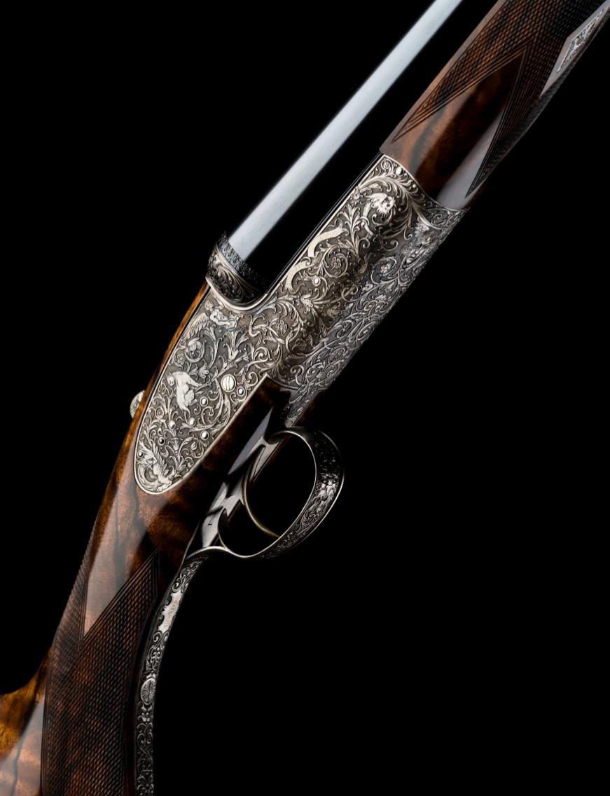Richards Body Shop >> Sidelock shotgun - New Guns | Westley Richards & Co. Ltd