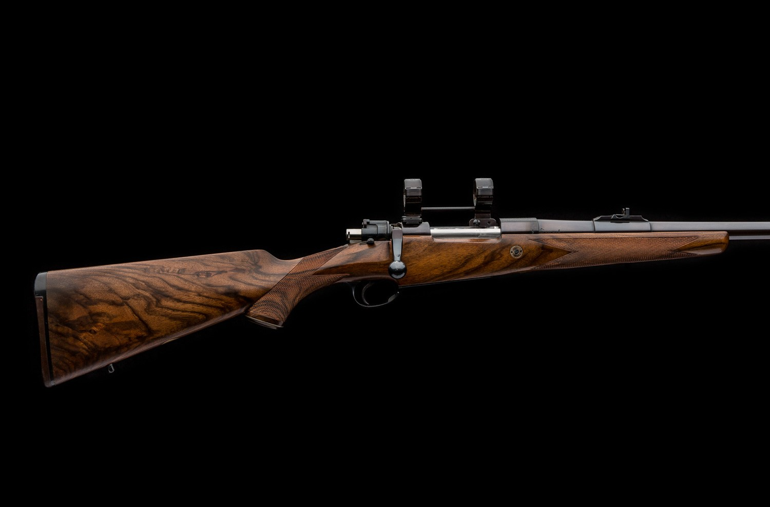 Holland Amp Holland 375 H Amp H Bolt Action Rifle Wr Used Guns